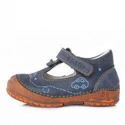 DDStep półbuty chłopiece barefoot elastyczna podeszwa pierwsze kroki
