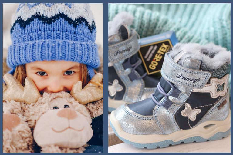 Jakie obuwie zimowe dla dzieci