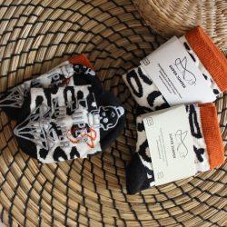 Skarpety na pierwsze kroczki antyposlizgowe z abs polska produkcja bawełniane