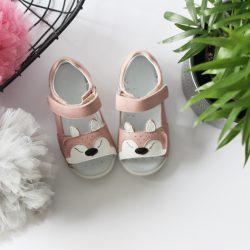 Mido 21-20 sandałki różowe liski