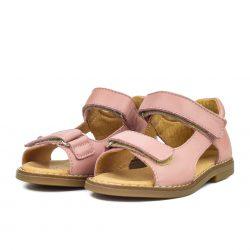 Mido sandałki różowe skóra naturalna